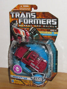 Transformers Reveal the Shield Deluxe Class Perceptor