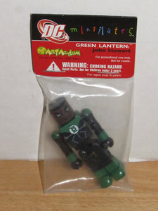 DC Minimates Green Lantern John Stewart SDCC Toy Fair Exclusive 2006