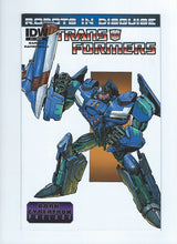 Load image into Gallery viewer, IDW Transformers Robots in Disguise #17 RI Phil Jimenez Dreadwing Retailer Incentive Variant