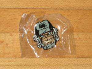 Transformers BotCon 2015 Cybertron's Most Wanted Oilmaster First Day Pin