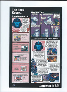 Transformers Collectors Club Magazine #55 February March 2014