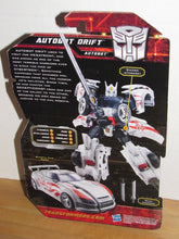 Load image into Gallery viewer, Transformers Generations Deluxe Class Drift