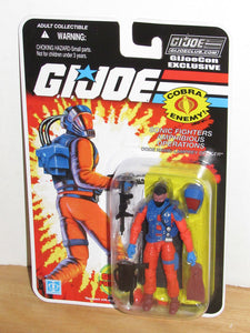 GI Joe JoeCon 2018 Exclusive Sonic Fighters Lamprey Officer
