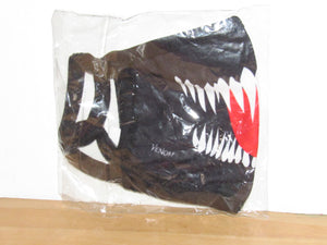 Marvel Venom Movie Cloth Face Mask SDCC 2018 Promo Exclusive