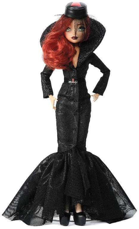 Marvel Fan Girl Madame Alexander Collection Black Widow Doll