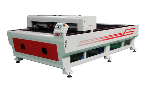 Bescutter Workforce 100 4'x8' CO2 Laser Cutter Engraver 100/150W - Rose Graphix, Lasers, rosegraphix