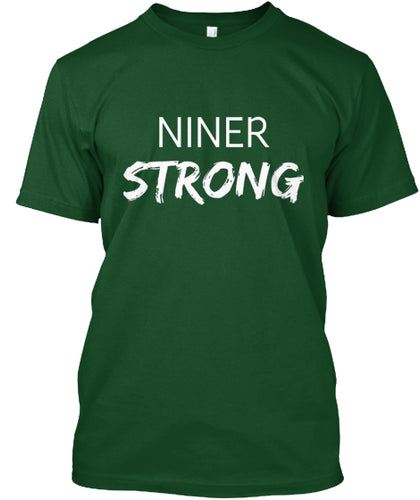 Niner STRONG