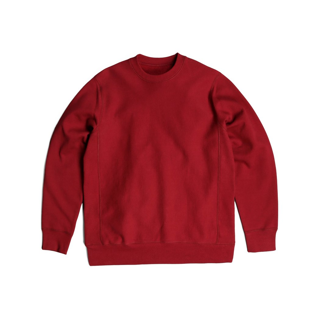 Standard Issue Crewneck - Burgundy