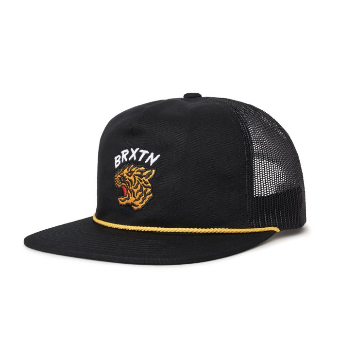 Gabriel MP Mesh Cap - Black