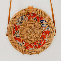 The Star Rattan Bag