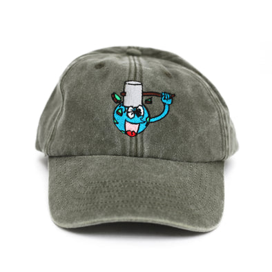 Dumbworld cap (Green)