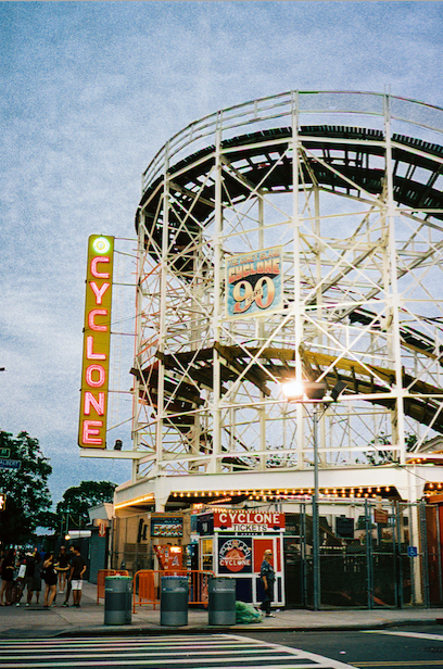 NY Locations - Coney Island