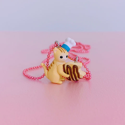 Ltd. Pop Cutie Kats Kitchen Necklaces