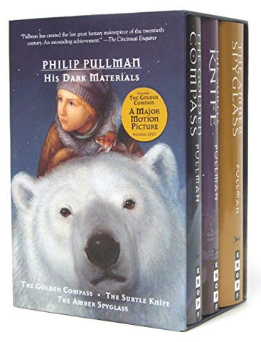 The Golden Compass / The Subtle Knife / The Amber Spyglass (His Dark Materials (Hardcover))
