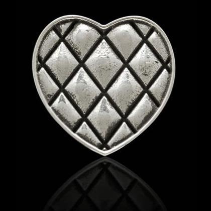 Pillow Heart Ball Marker - Shano Designs