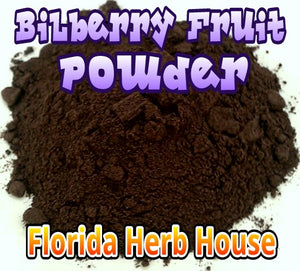Bilberry Fruit Powder - Farm Fresh!