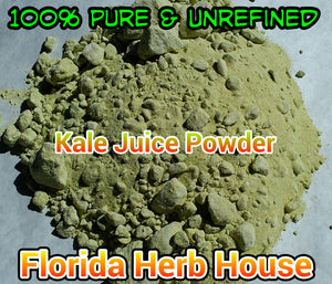 Kale Juice Powder - Farm Fresh!