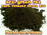 Acai Green Tea Drink Powder - Pure & Natural