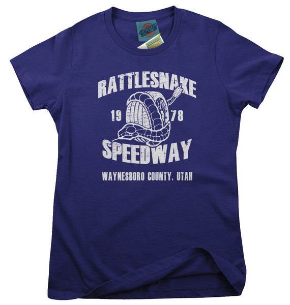 Bruce Springsteen Promised Land Rattlesnake Speedway inspired, Women's T-Shirt