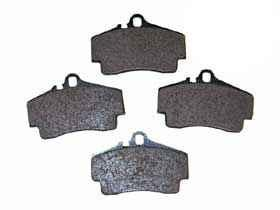 BRAKE PAD SET REAR BOXSTER- BRA99635293903