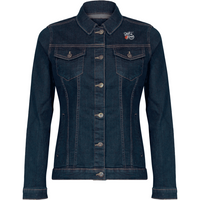 Veste en jean Femme - Rose DustonRoad - DUST ON ROAD