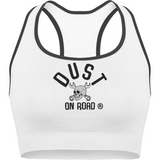 Dust On Road Skull - Brassière sport sans couture - DUST ON ROAD