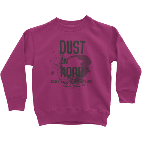 SURF ADVENTURE - Sweatshirt Enfant - Dust On Road - DUST ON ROAD