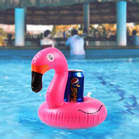 Inflatable Pool Coaster: Flamingo