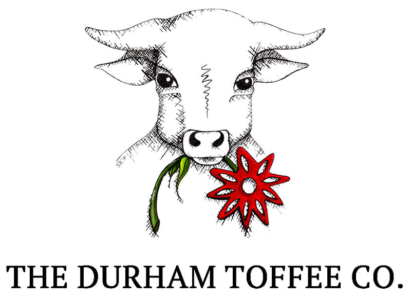 We're a Durham, NC toffee company stirring up sweet gifts and inspiring connection. Durham Toffee specializes in artisan toffee and peanut brittle sweets, which make the perfect treat to share with friends and family, corporate gifting, or anyone who would enjoy local handmade gifts.