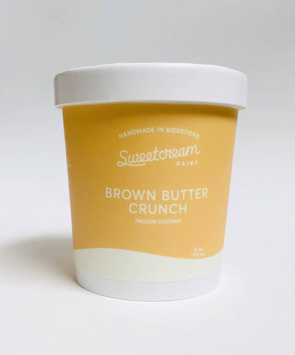 Brown Butter Crunch