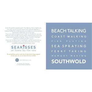 Southwold - Greeting Card