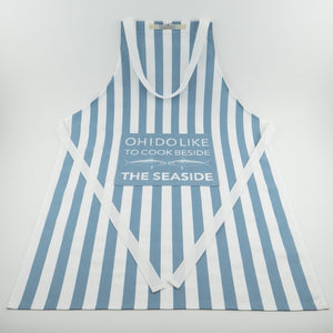Apron - Oh, I do like to Cook Beside the Seaside