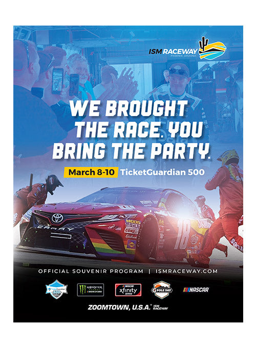 2019 TicketGuardian 500 Program