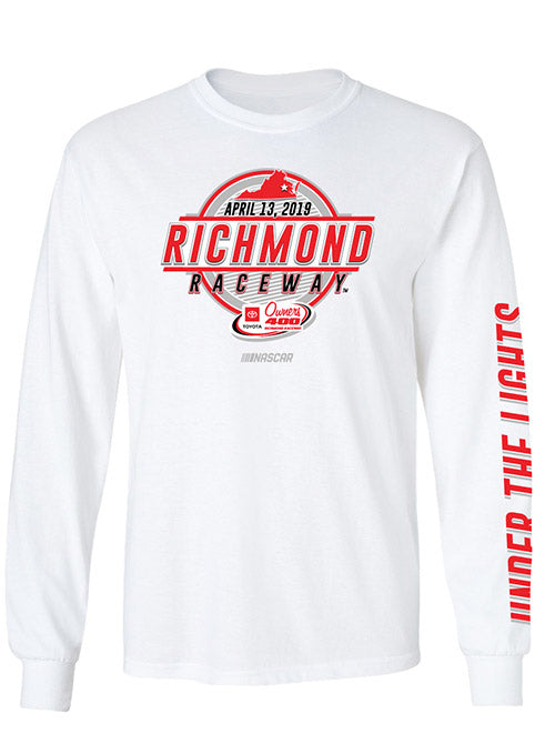 2019 Toyota Owners 400 Under The Lights Long Sleeve T-Shirt