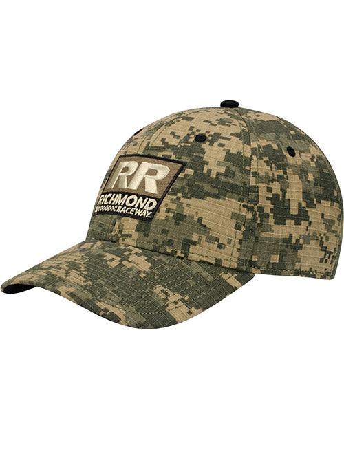 Richmond Raceway Digital Camo Hat