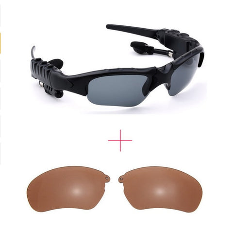 Image of Bluetooth Sunglasses Outdoor Smart Glasses