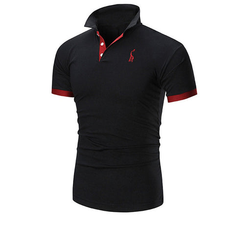 Image of Short Sleeved Men Clothing T-Shirts