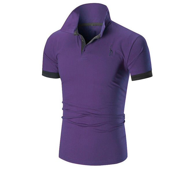 Short Sleeved Men Clothing T-Shirts