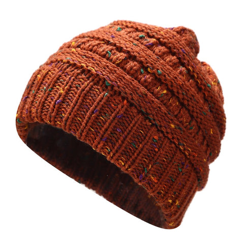 Image of Warm Caps Stylish Hats For Ladies Fashion