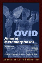 Load image into Gallery viewer, Ovid: Amores Metamorphoses (Annotated Collection) (English And Latin Edition)