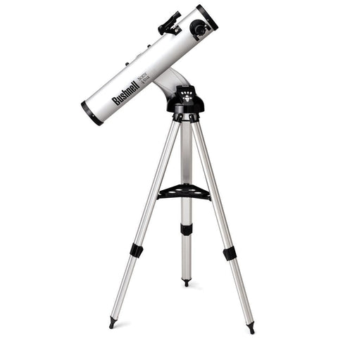 Bushnell Northstar 4.5 Talking Reflector Telescope - Outdoor