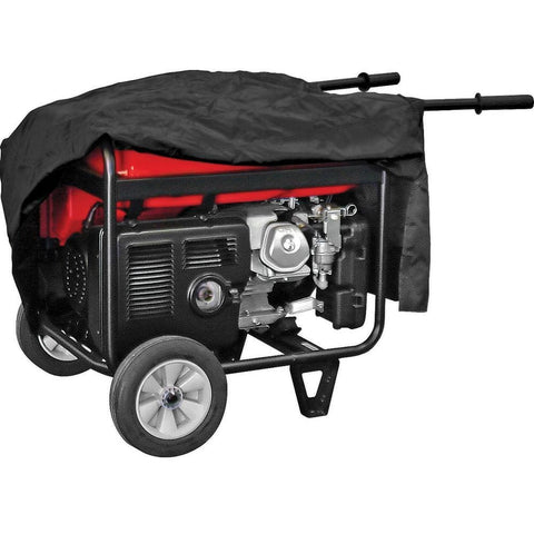 Dallas Manufacturing Co. Generator Cover - Large - Model B Fits Models Up To 7 000W - 33L x 24.5W x 21H - Outdoor
