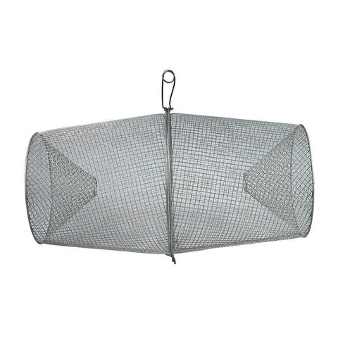 Frabill Torpedo Trap - Galvanized Minnow Trap - 10 x 9.75 x 9 - Outdoor