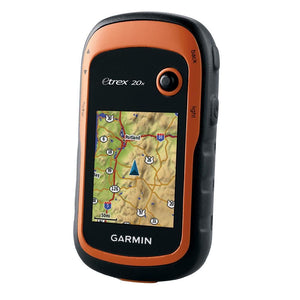 Garmin eTrex® 20x Handheld GPS - Outdoor