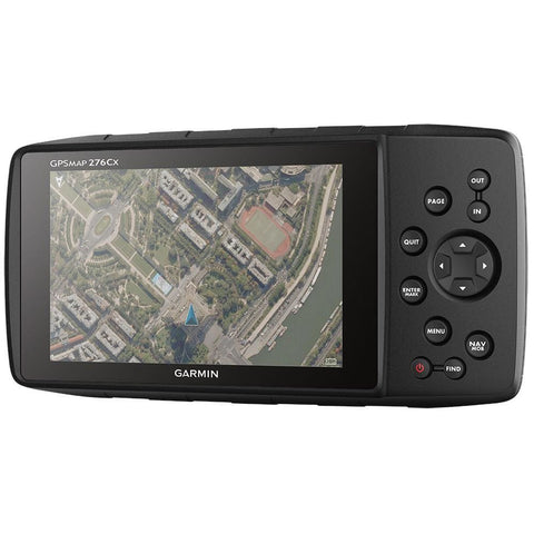 Garmin GPSMAP® 276Cx All Terrain GPS Navigator - Outdoor