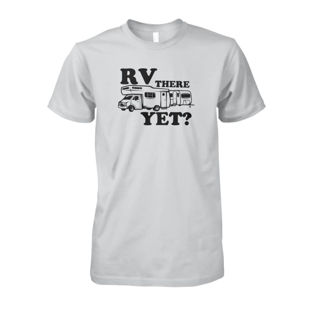 RV There Yet Tee - Ash Grey / S - Short Sleeves