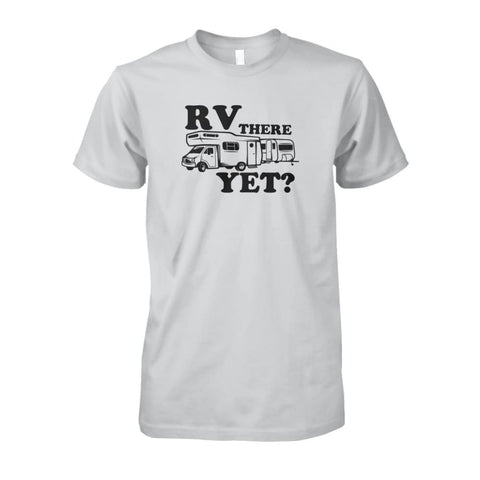 Image of RV There Yet Tee - Ash Grey / S - Short Sleeves