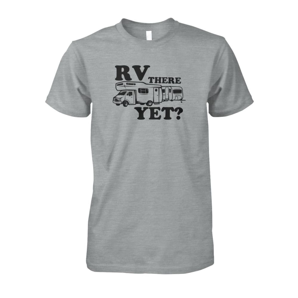 RV There Yet Tee - Sport Grey / S - Short Sleeves