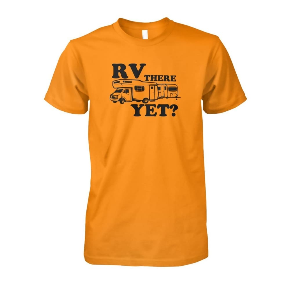RV There Yet Tee - Tennessee Orange / S - Short Sleeves