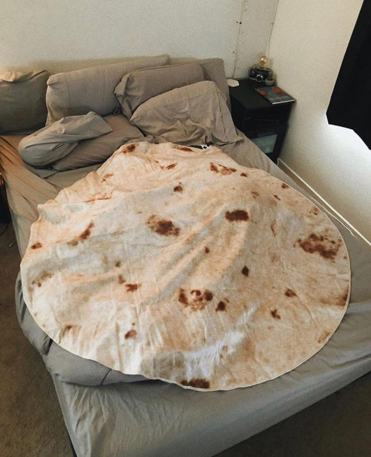 The Burrito Blanket